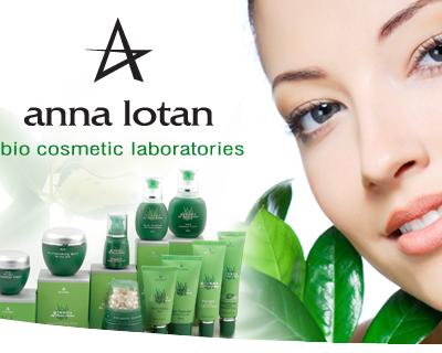 Натуральна косметика Anna Lotan