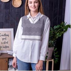 Модные блузки и рубашки - Тренды в коллекциях модных дизайнеров