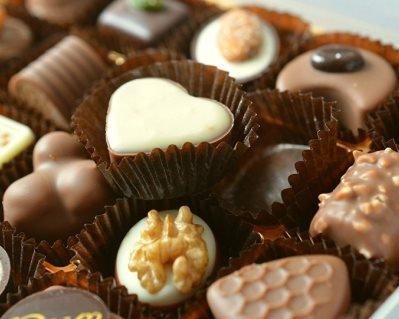 Смачні солодкі подарунки - все буде в шоколаді!