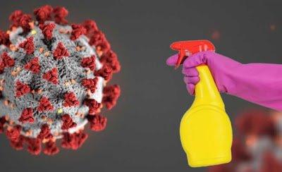Скільки живе коронавірус на різних предметах