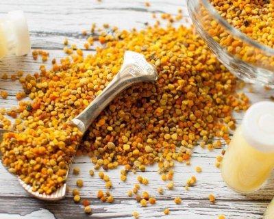 Як і від чого приймати бджолиний пилок, щоб зміцнити здоров'я