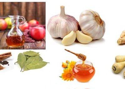 10 природних антибіотиків для лікування хворого горла