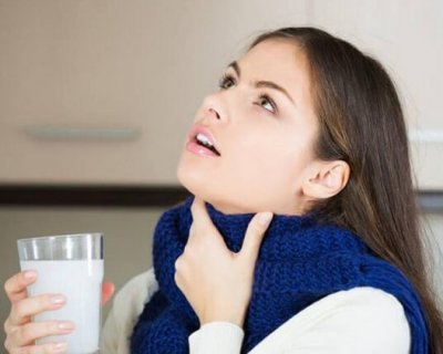 7 ефірних масел для хворого горла
