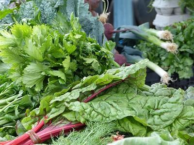 9 видів листової зелені, які допомагають схуднути і знижують ризик раку