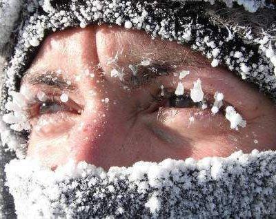 Алергія на холод: що це таке, чому виникає і як впоратися