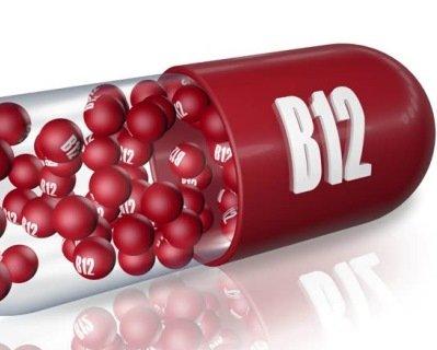 Вітамін В12: користь для організму