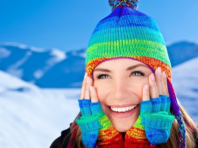 Не тільки маска: як захистити обличчя в мороз (особливо коли катаєшся з гірки)