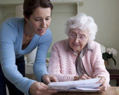 Дом престарелых – профессиональный уход за пожилыми людьми